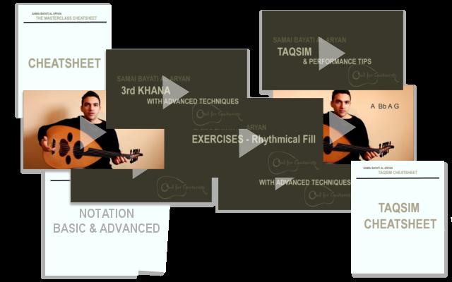 The Masterclass Samai Bayati Al Aryan Complete package
